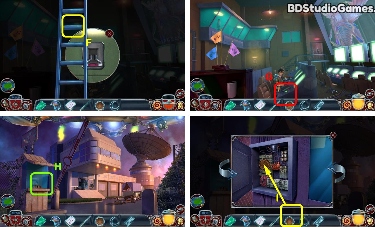 Beyond: The Fading Signal Walkthrough Screenshot 0175