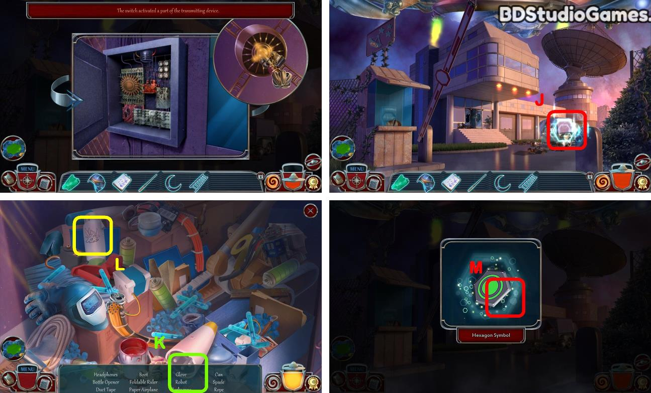 Beyond: The Fading Signal Walkthrough Screenshot 0176