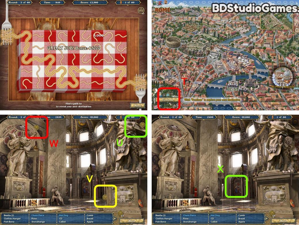 Big City Adventure: Rome Walkthrough Screenshot 0004