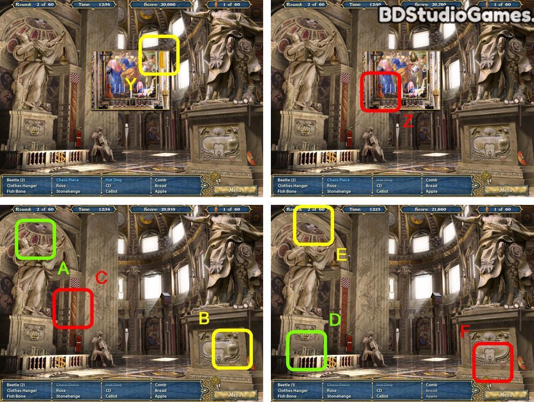 Big City Adventure: Rome Walkthrough Screenshot 0005