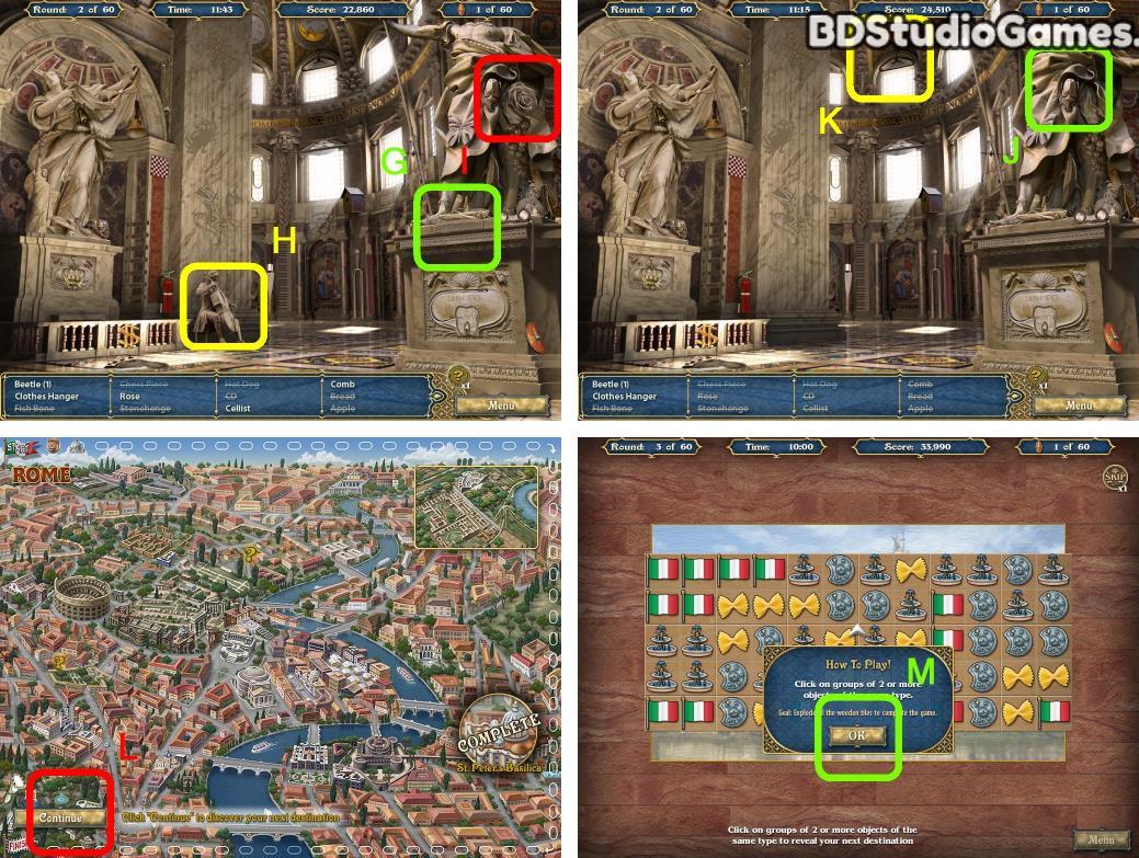 Big City Adventure: Rome Walkthrough Screenshot 0006