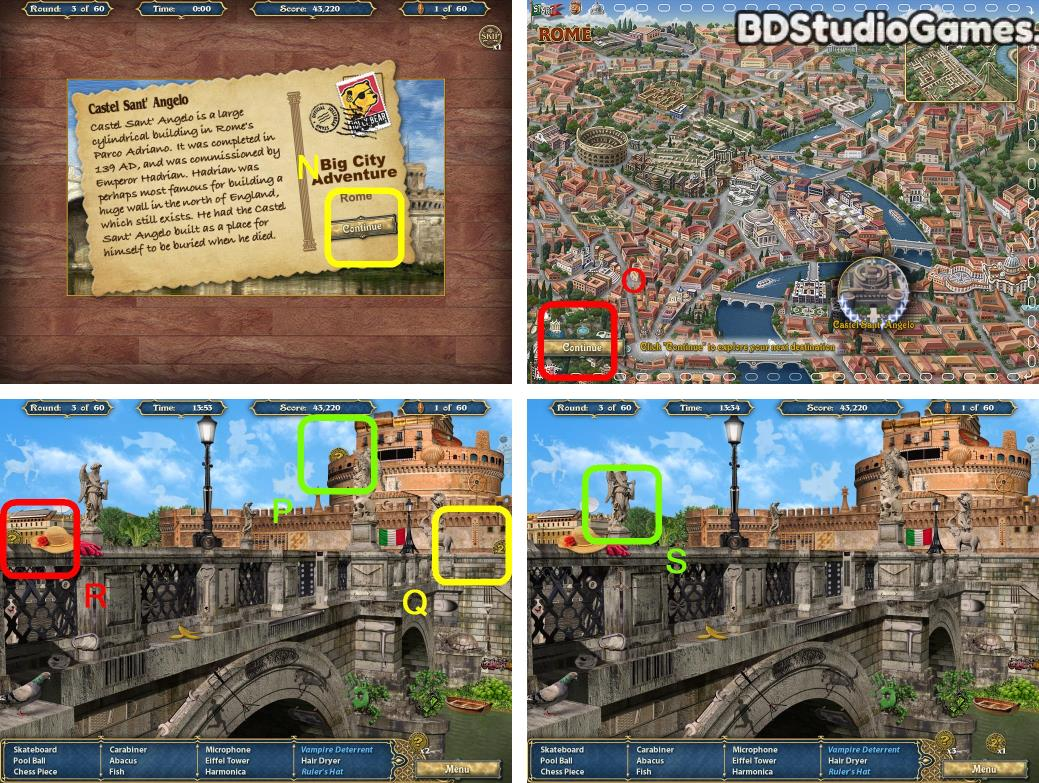 Big City Adventure: Rome Walkthrough Screenshot 0007