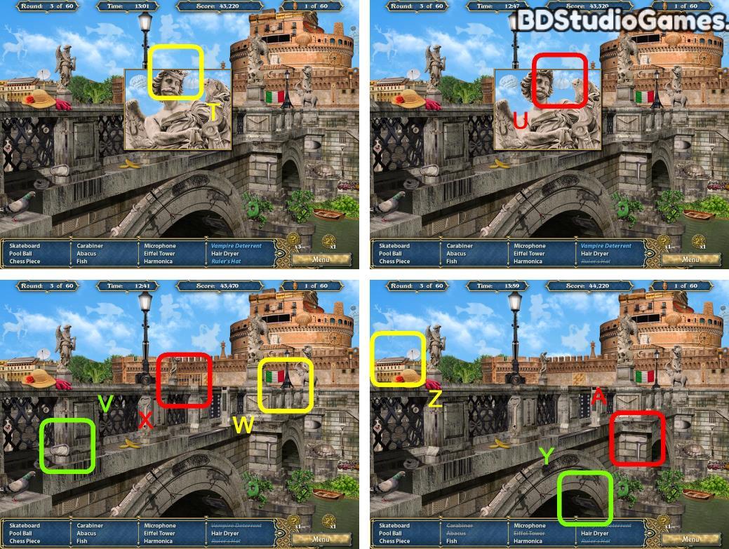 Big City Adventure: Rome Walkthrough Screenshot 0008
