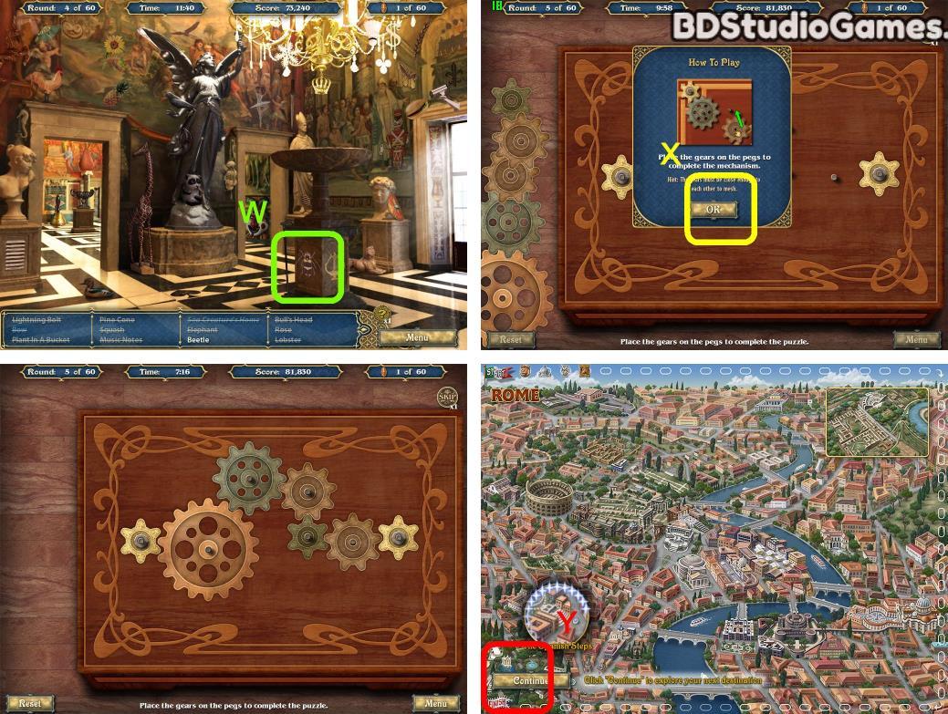 Big City Adventure: Rome Walkthrough Screenshot 0012