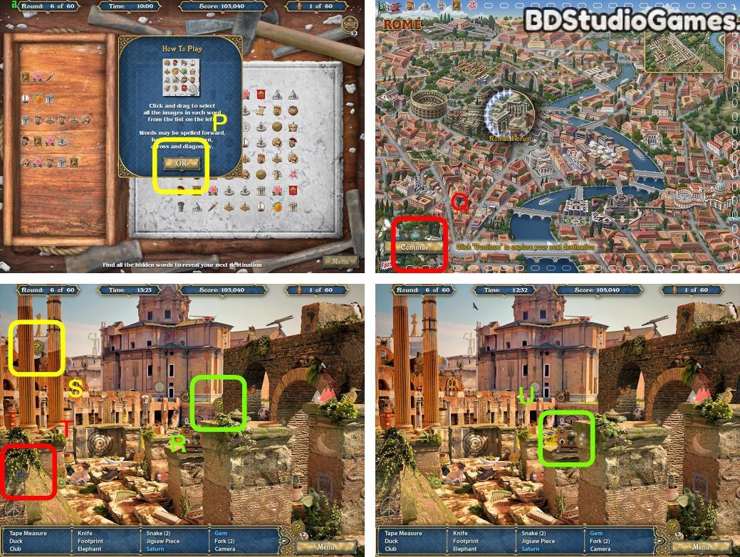 Big City Adventure: Rome Walkthrough Screenshot 0015