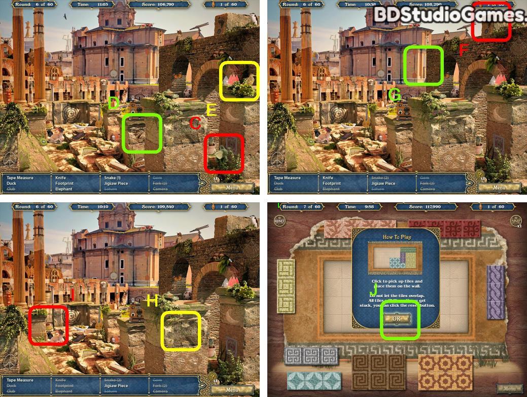 Big City Adventure: Rome Walkthrough Screenshot 0017
