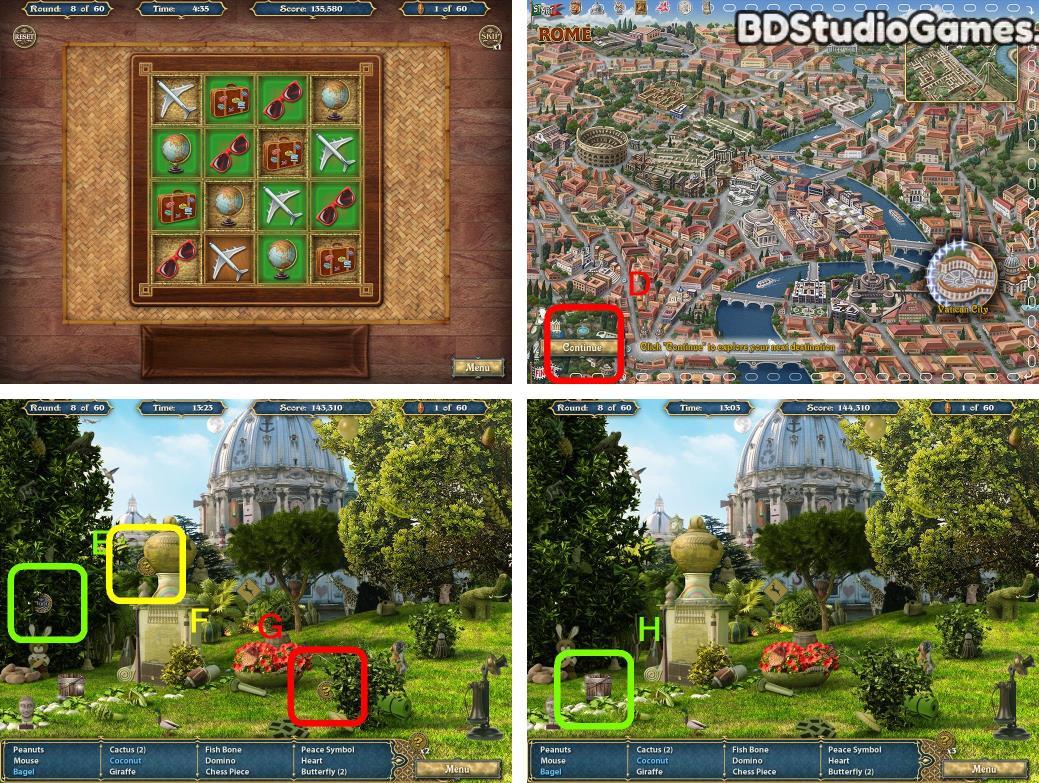 Big City Adventure: Rome Walkthrough Screenshot 0021