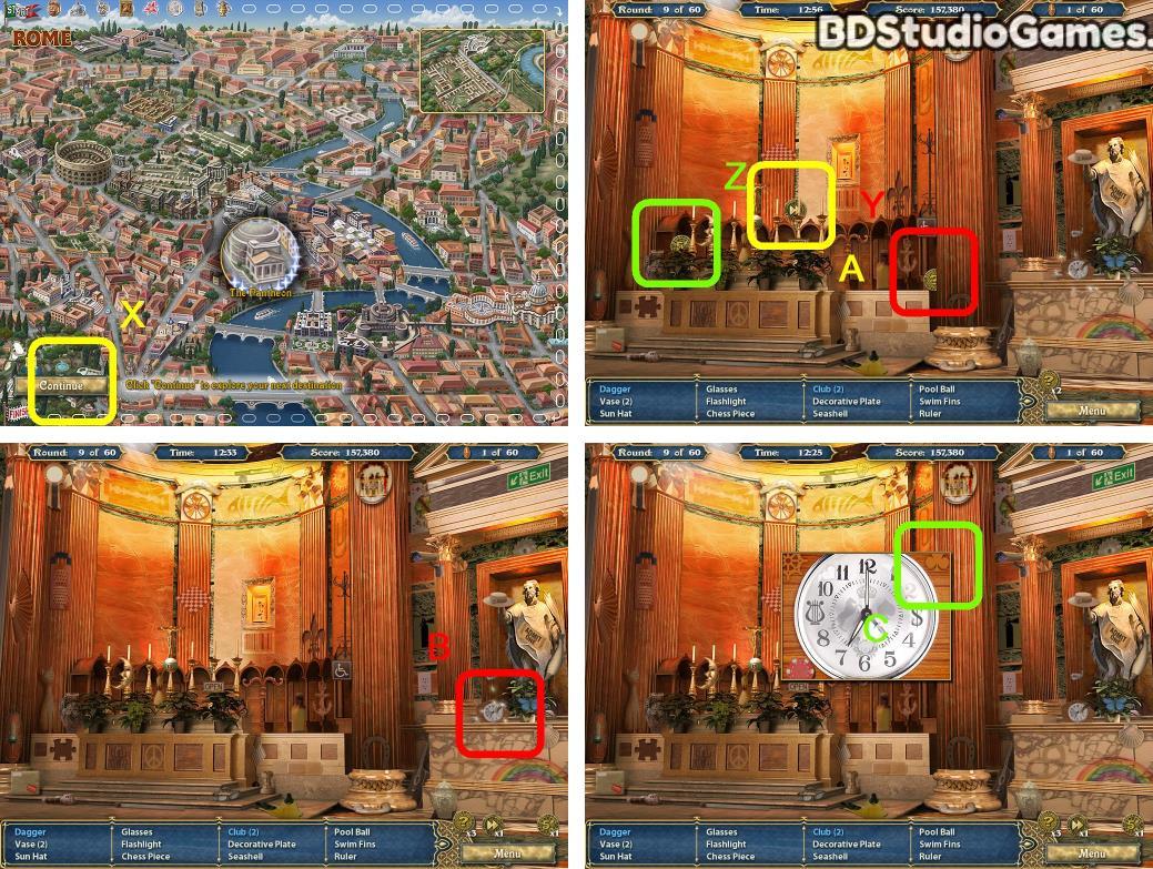 Big City Adventure: Rome Walkthrough Screenshot 0024