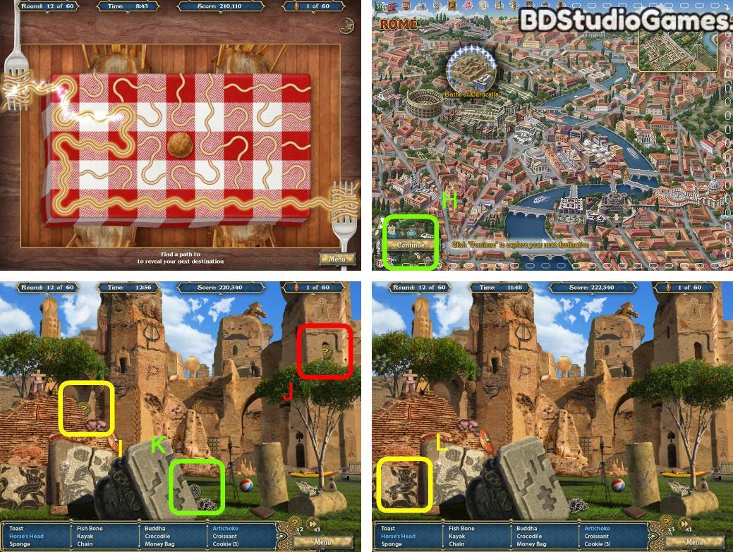 Big City Adventure: Rome Walkthrough Screenshot 0033