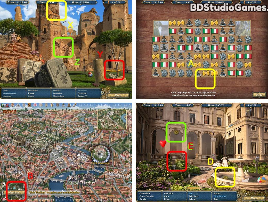 Big City Adventure: Rome Walkthrough Screenshot 0035