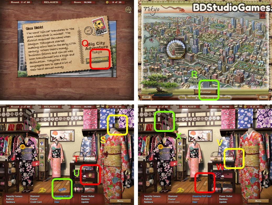 Big City Adventure: Tokyo Walkthrough Screenshot 0004