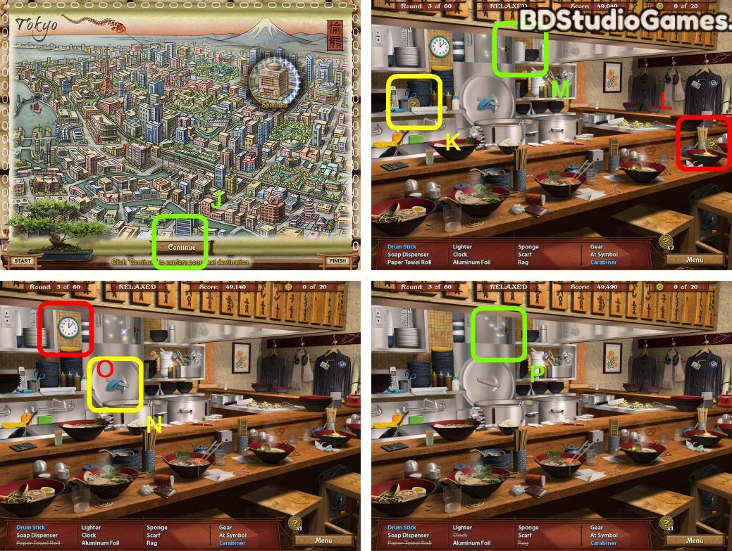 Big City Adventure: Tokyo Walkthrough Screenshot 0007