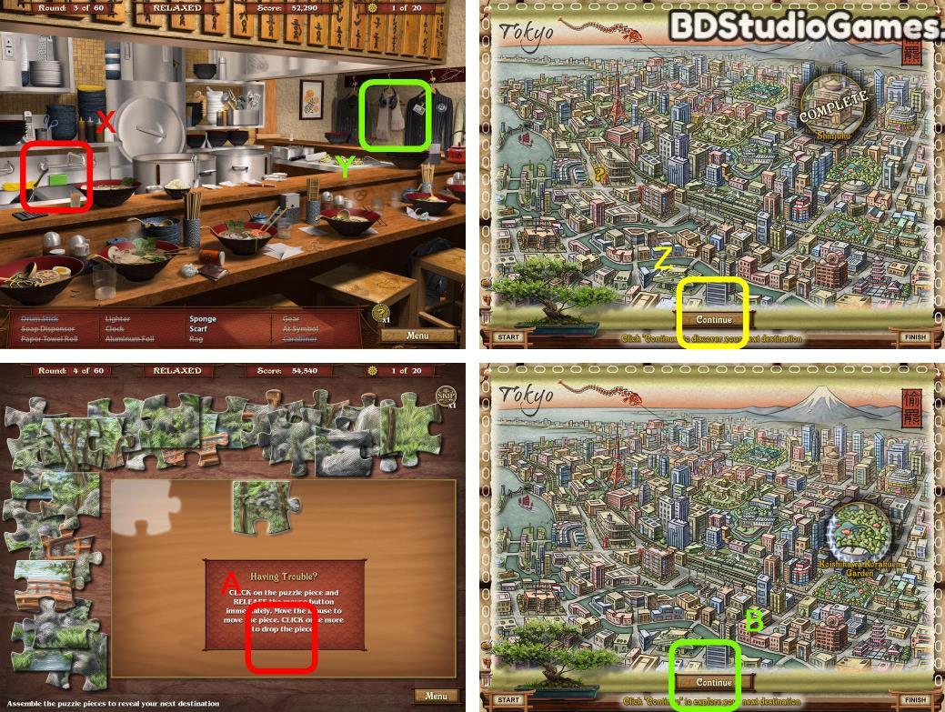 Big City Adventure: Tokyo Walkthrough Screenshot 0009
