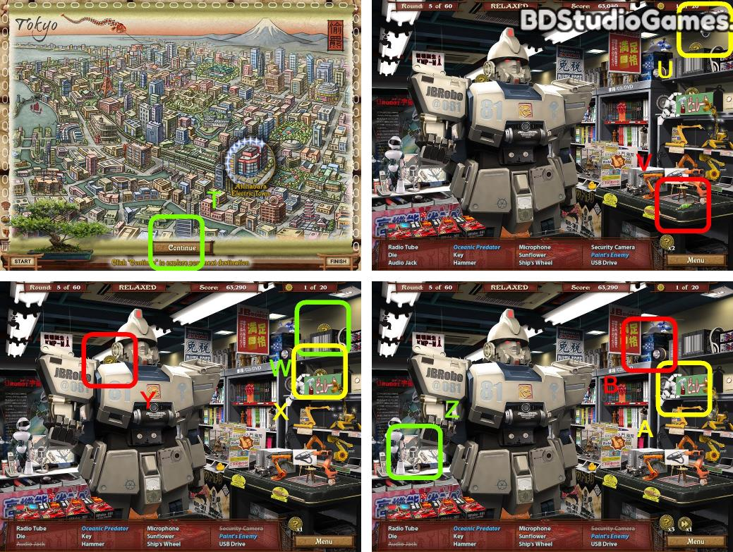 Big City Adventure: Tokyo Walkthrough Screenshot 0012