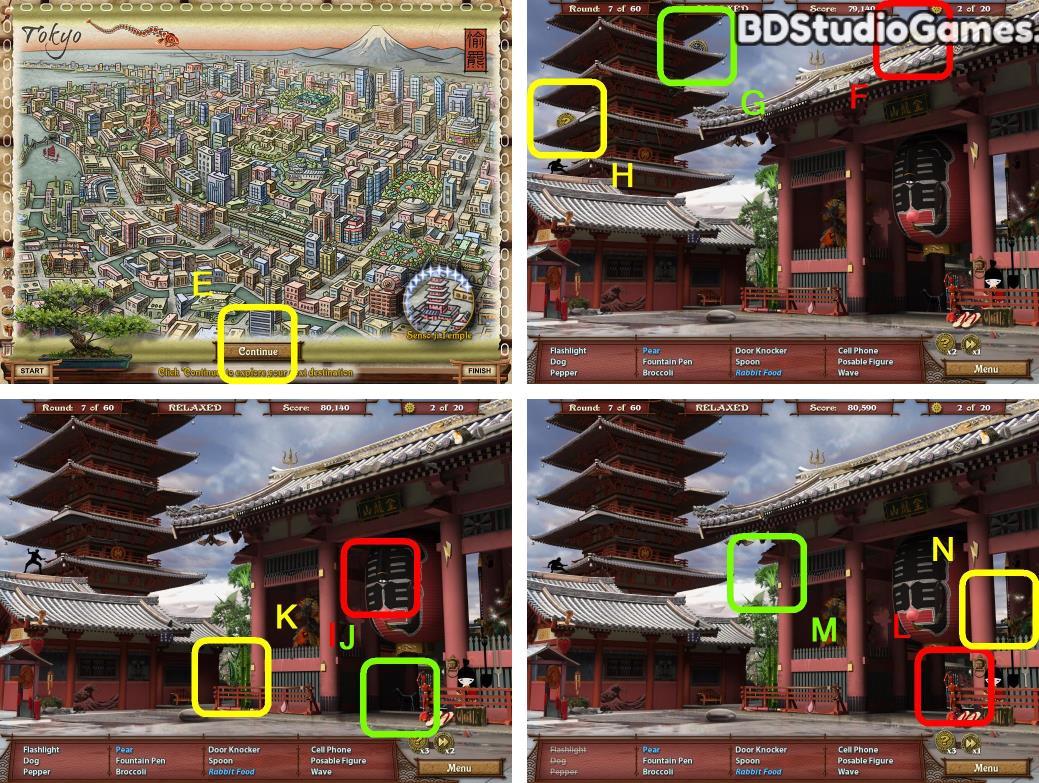 Big City Adventure: Tokyo Walkthrough Screenshot 0017
