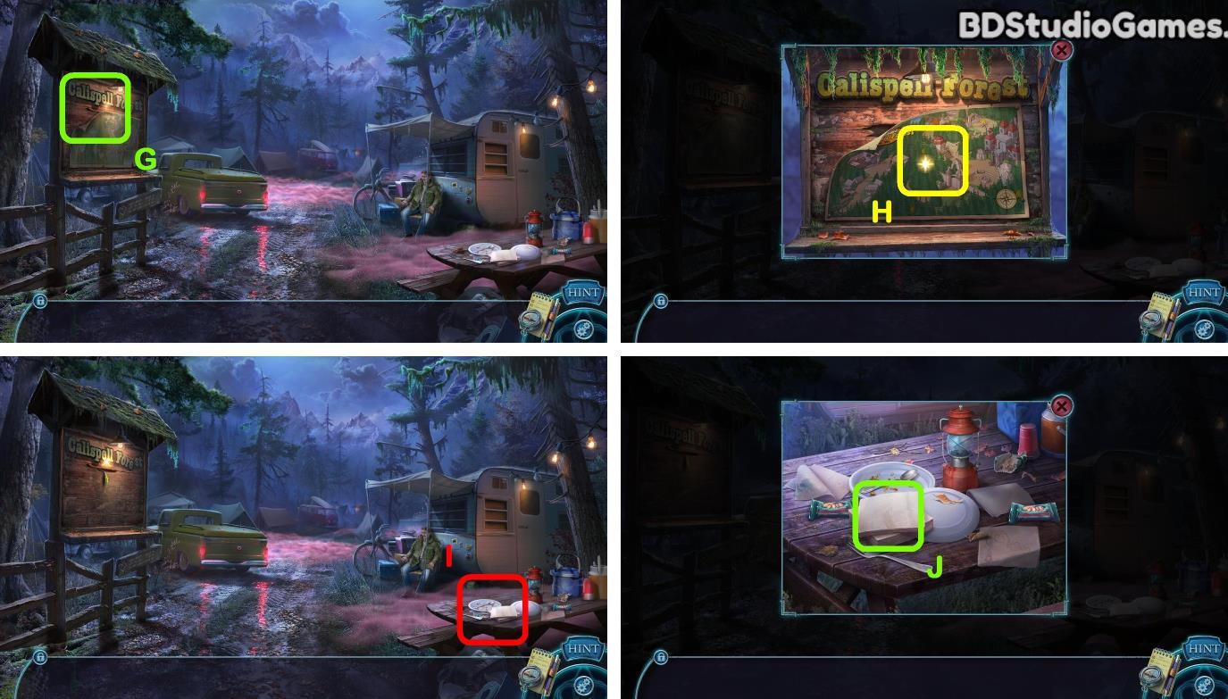 Bonfire Stories: Heartless Walkthrough Screenshot 0003