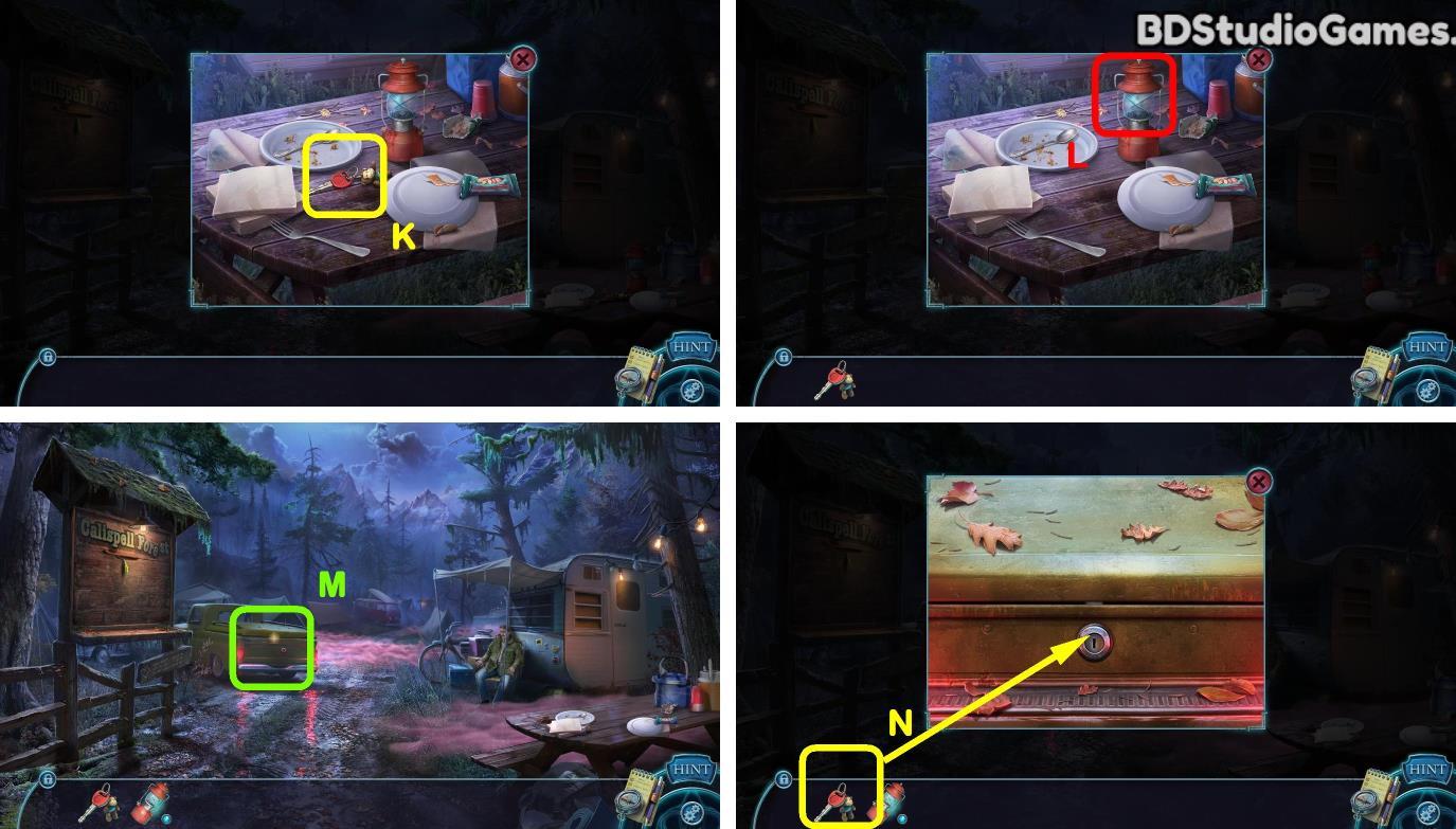 Bonfire Stories: Heartless Walkthrough Screenshot 0004