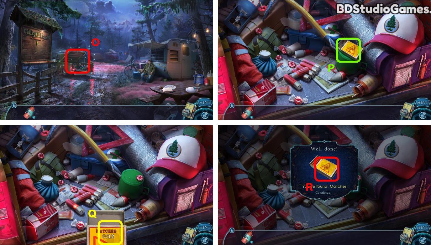 Bonfire Stories: Heartless Walkthrough Screenshot 0005