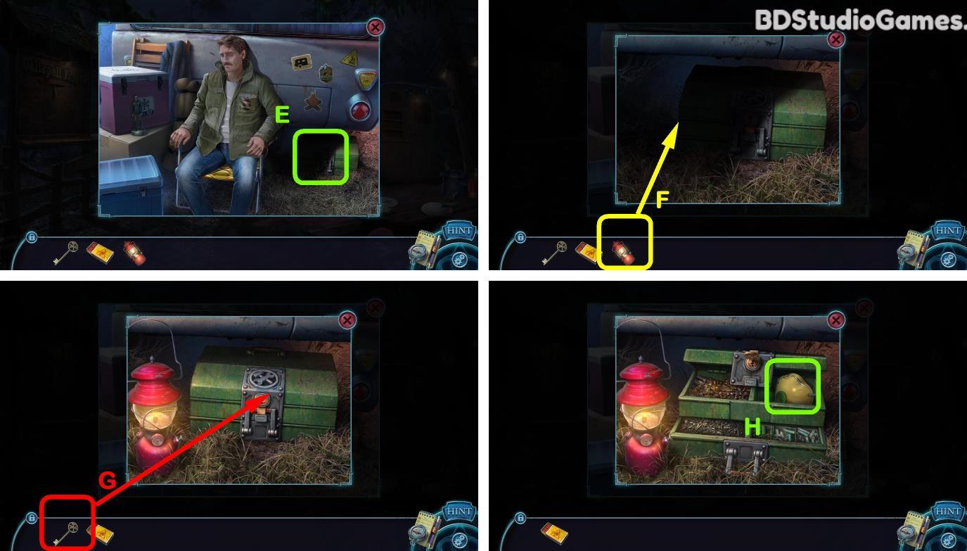 Bonfire Stories: Heartless Walkthrough Screenshot 0009