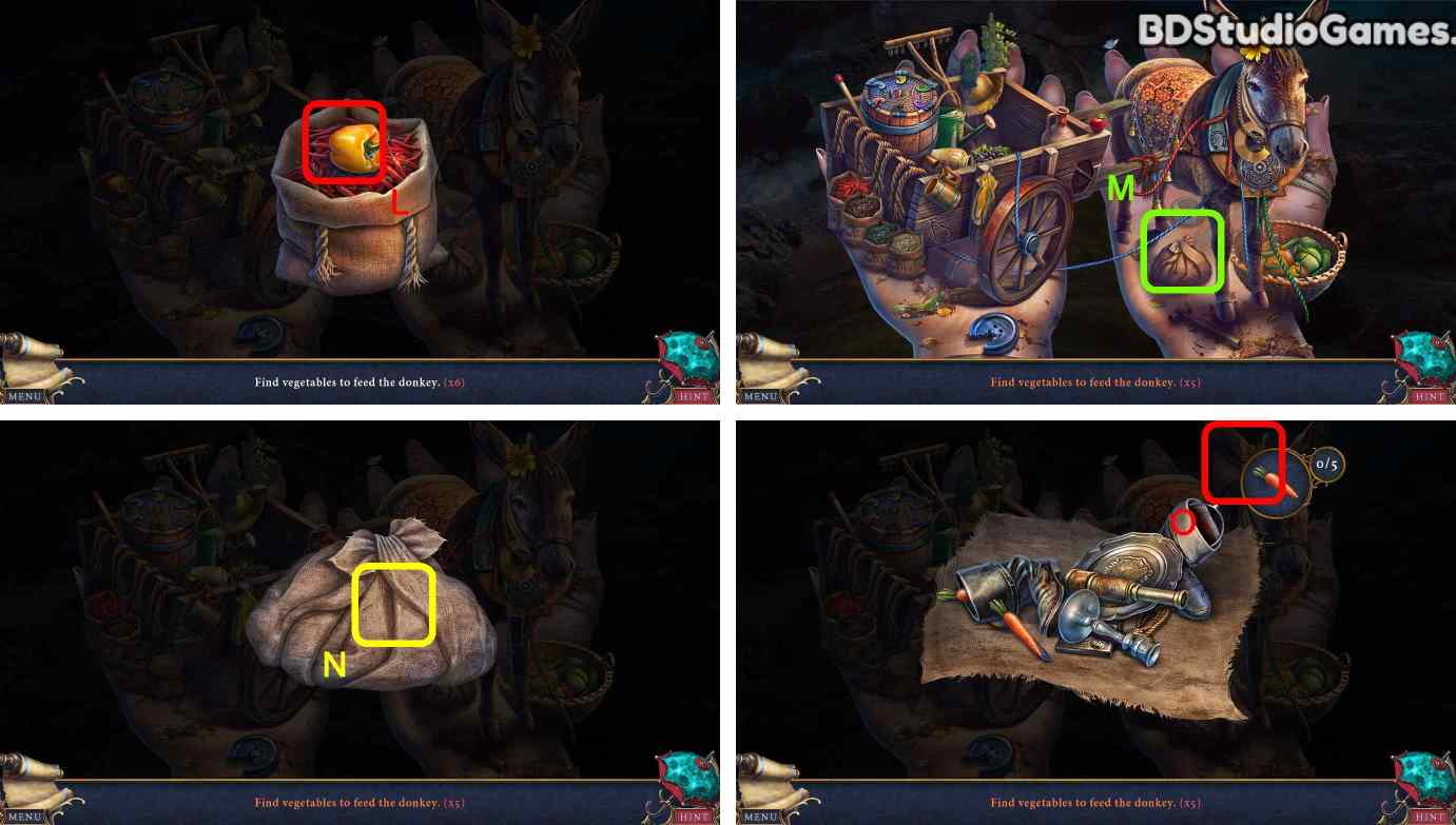 Bridge to Another World: Gulliver Syndrome Walkthrough Screenshot 0022