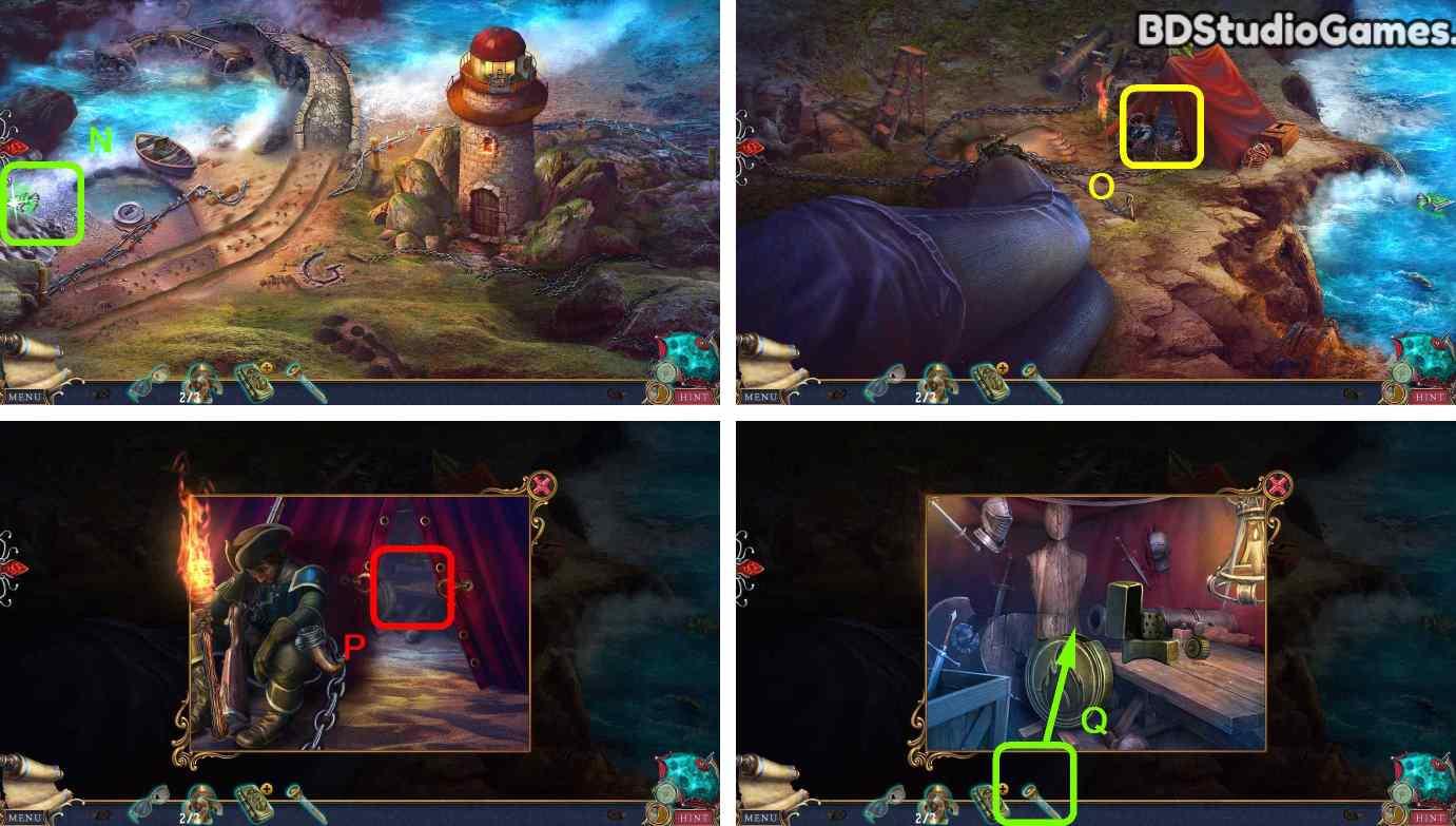 Bridge to Another World: Gulliver Syndrome Walkthrough Screenshot 0028