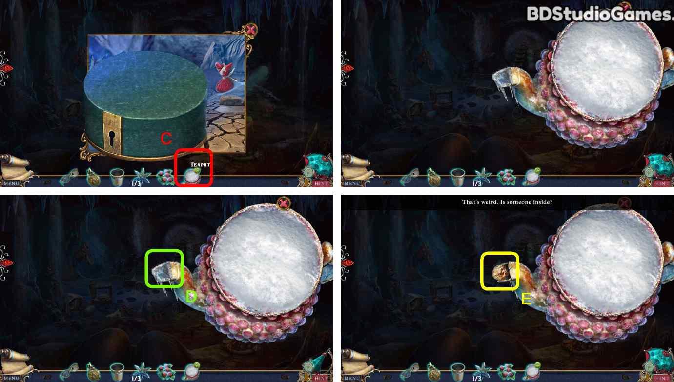 Bridge to Another World: Gulliver Syndrome Walkthrough Screenshot 0038