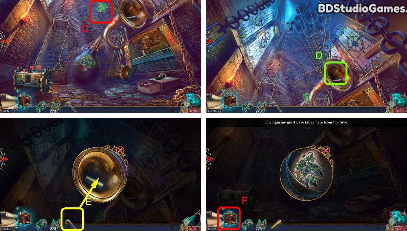 Bridge to Another World: Gulliver Syndrome Walkthrough Screenshot 0103
