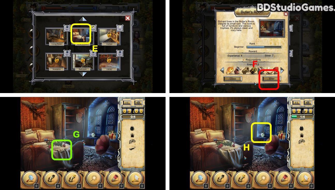Castle Secrets: Between Day And Night Walkthrough Screenshot 0021