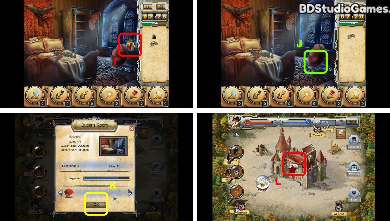 Castle Secrets: Between Day And Night Walkthrough Screenshot 0022