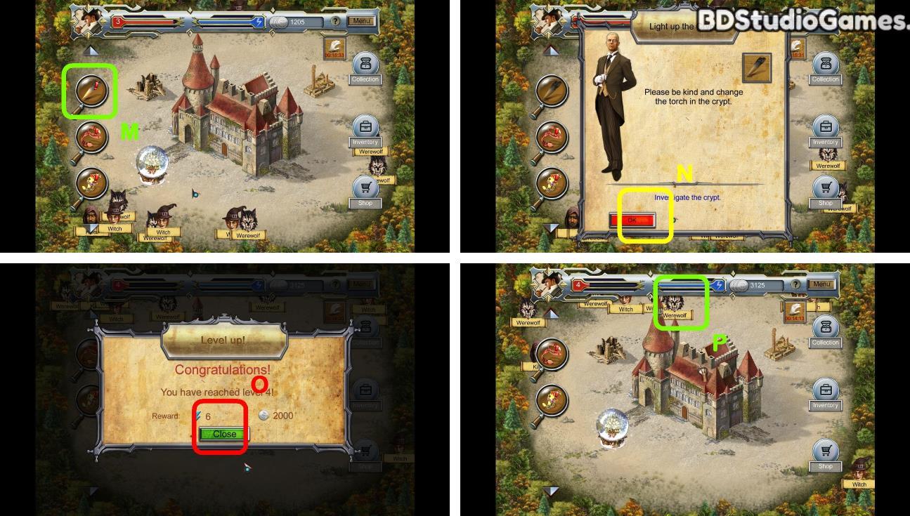 Castle Secrets: Between Day And Night Walkthrough Screenshot 0023