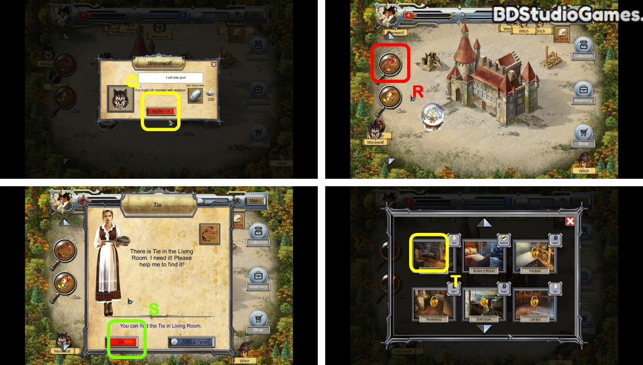 Castle Secrets: Between Day And Night Walkthrough Screenshot 0024