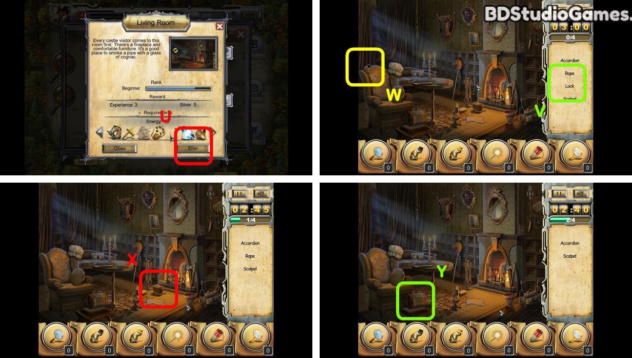 Castle Secrets: Between Day And Night Walkthrough Screenshot 0025