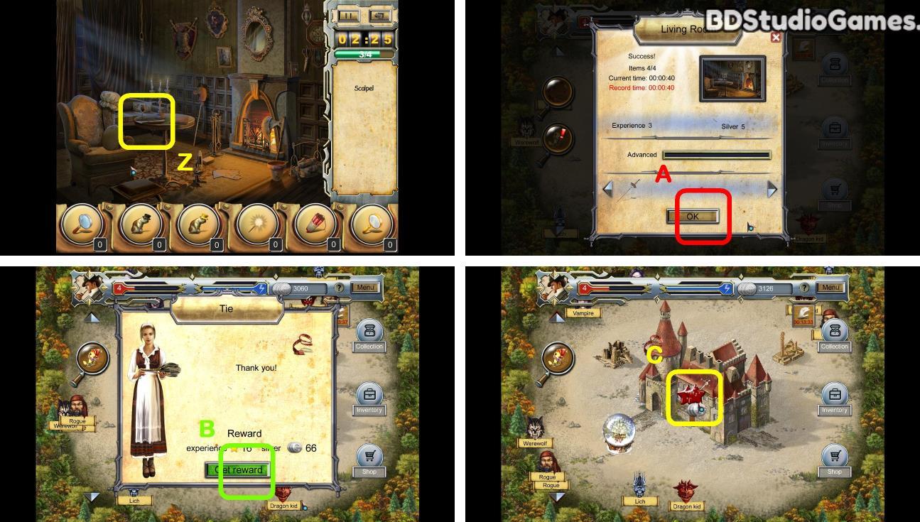 Castle Secrets: Between Day And Night Walkthrough Screenshot 0026