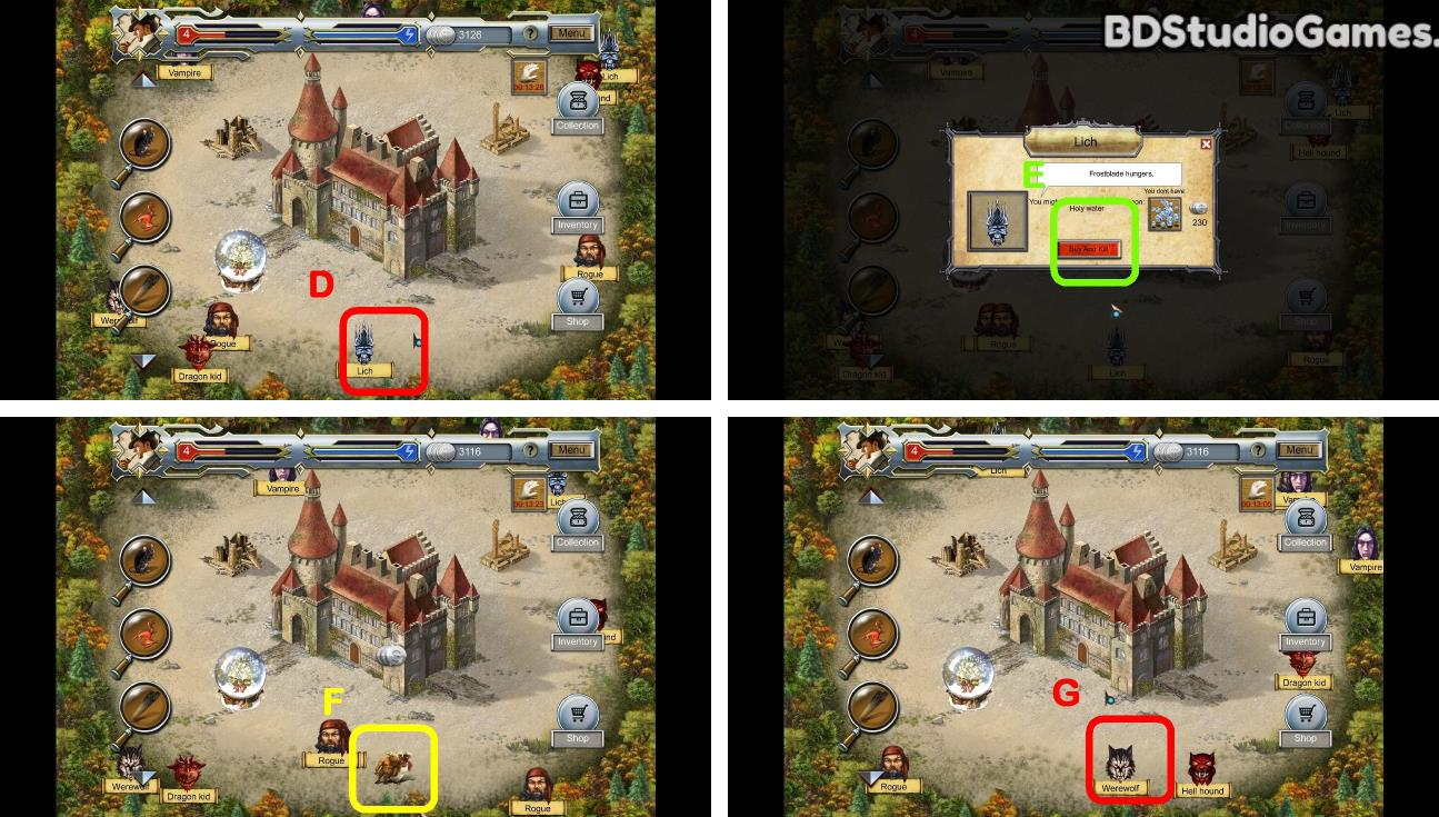 Castle Secrets: Between Day And Night Walkthrough Screenshot 0027