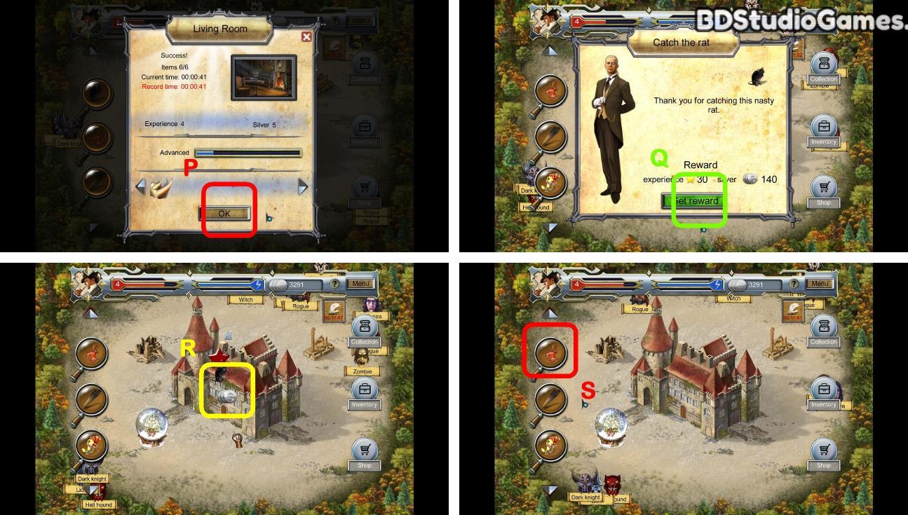 Castle Secrets: Between Day And Night Walkthrough Screenshot 0030