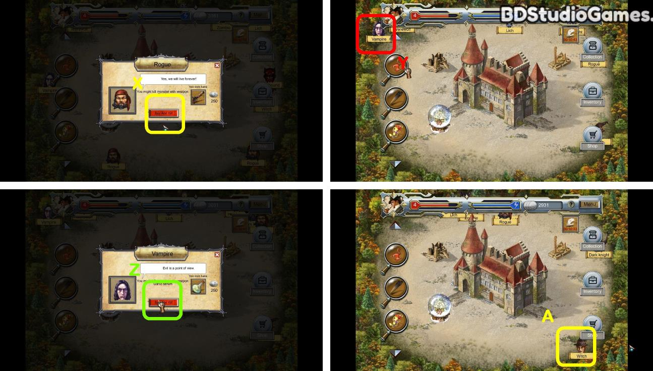 Castle Secrets: Between Day And Night Walkthrough Screenshot 0032