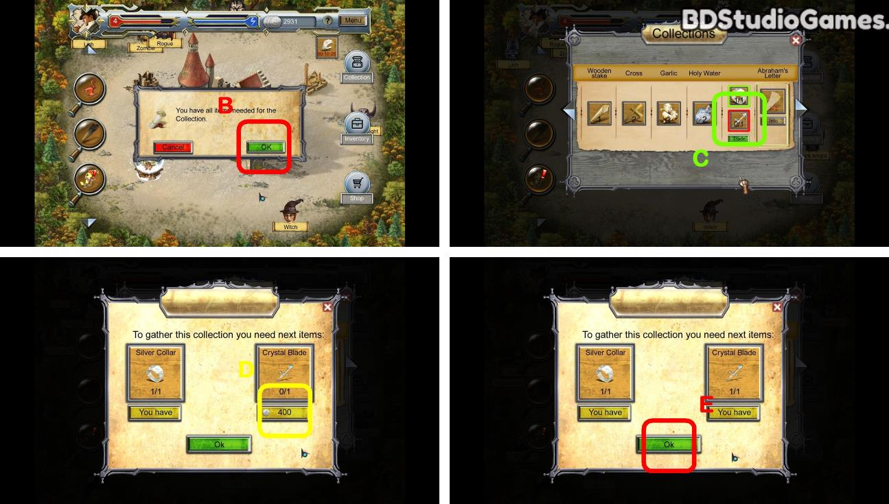 Castle Secrets: Between Day And Night Walkthrough Screenshot 0033
