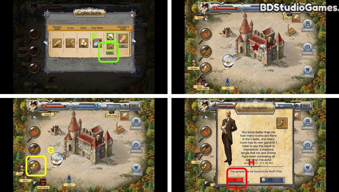 Castle Secrets: Between Day And Night Walkthrough Screenshot 0034