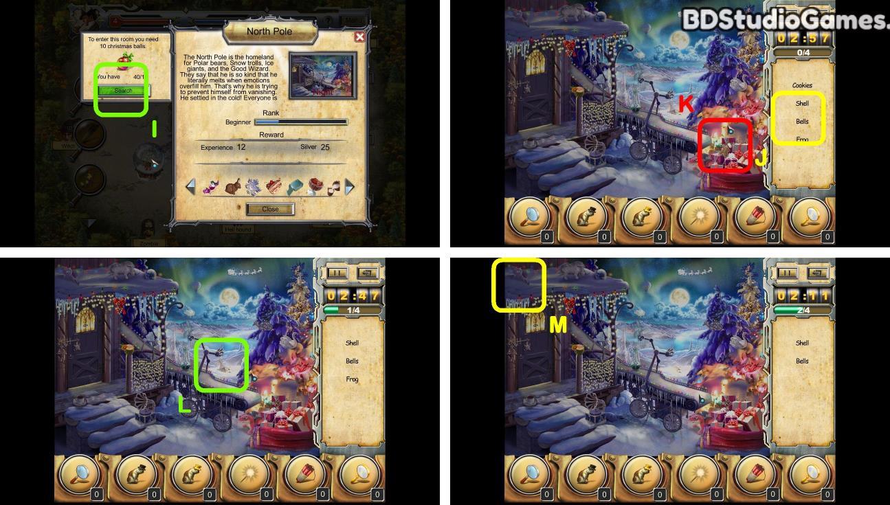 Castle Secrets: Between Day And Night Walkthrough Screenshot 0035