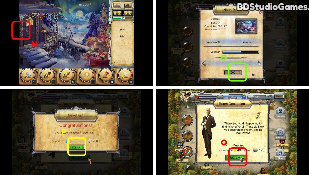 Castle Secrets: Between Day And Night Walkthrough Screenshot 0036