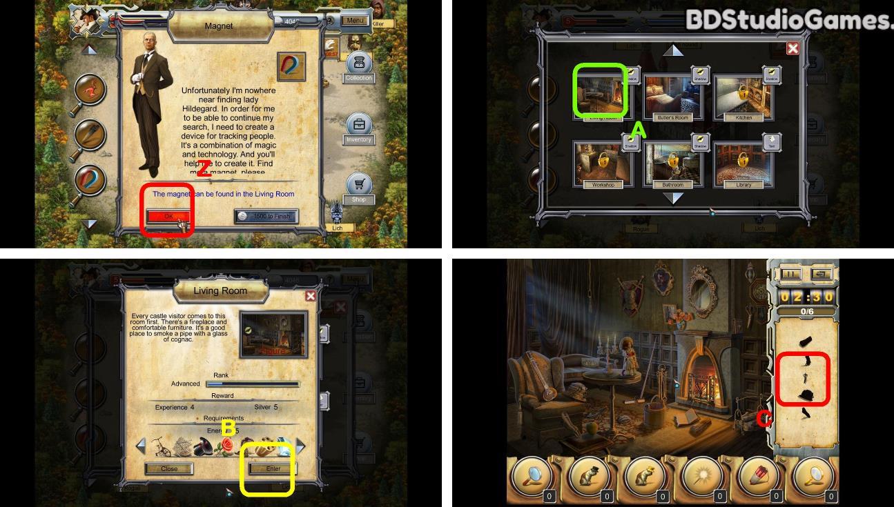 Castle Secrets: Between Day And Night Walkthrough Screenshot 0039