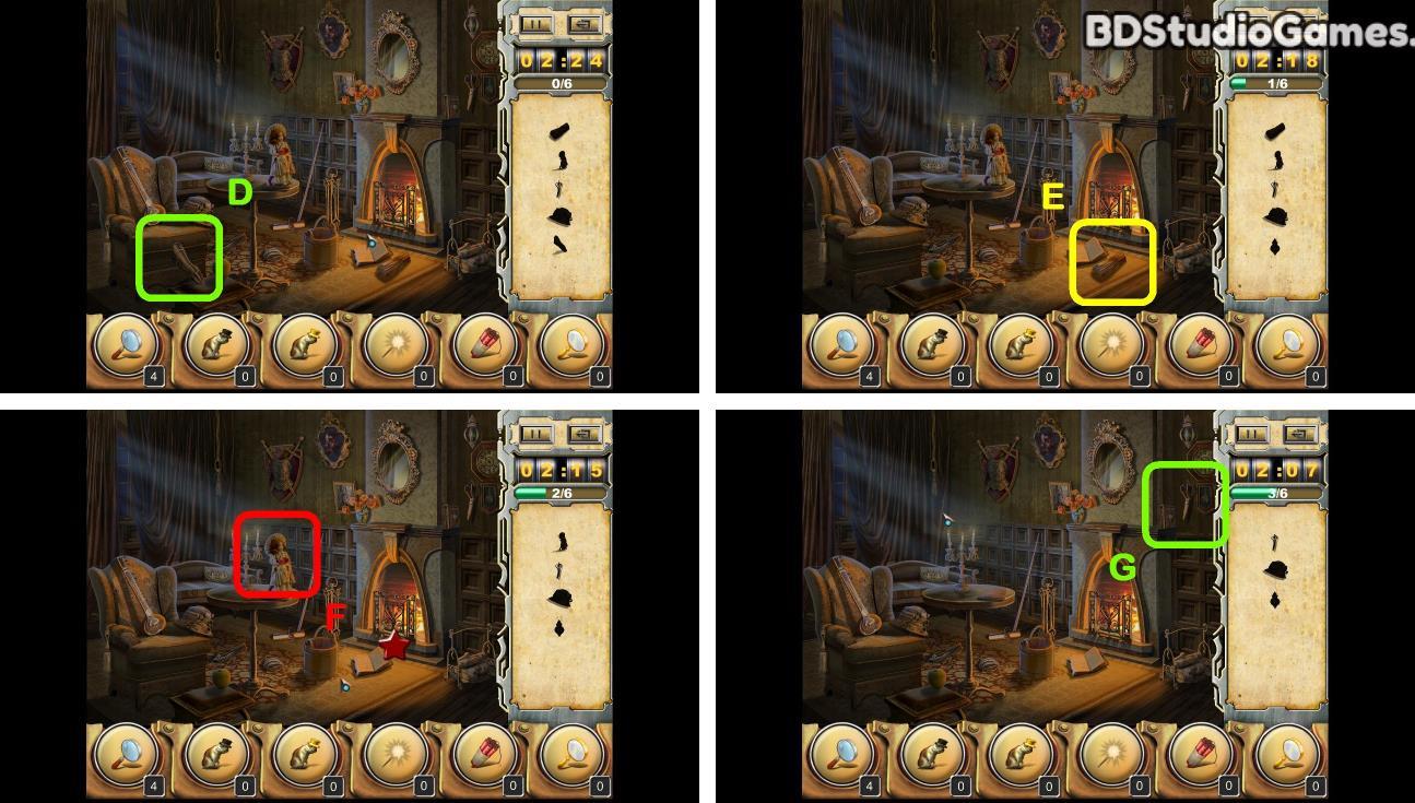 Castle Secrets: Between Day And Night Walkthrough Screenshot 0040