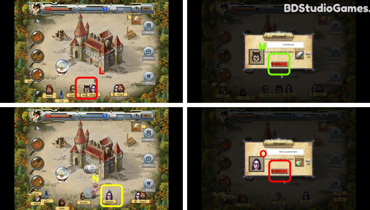 Castle Secrets: Between Day And Night Walkthrough Screenshot 0042