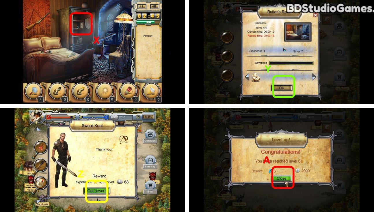 Castle Secrets: Between Day And Night Walkthrough Screenshot 0045