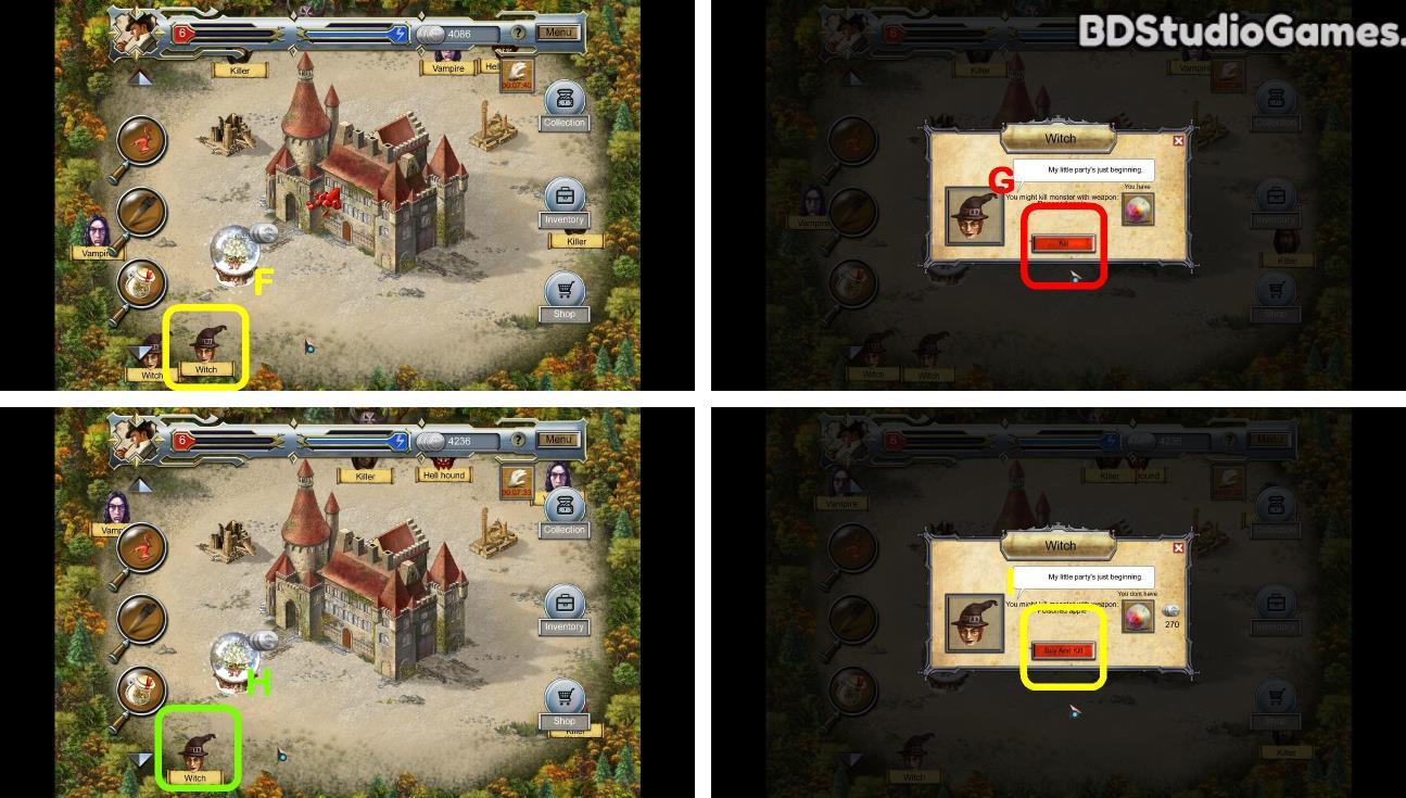 Castle Secrets: Between Day And Night Walkthrough Screenshot 0047