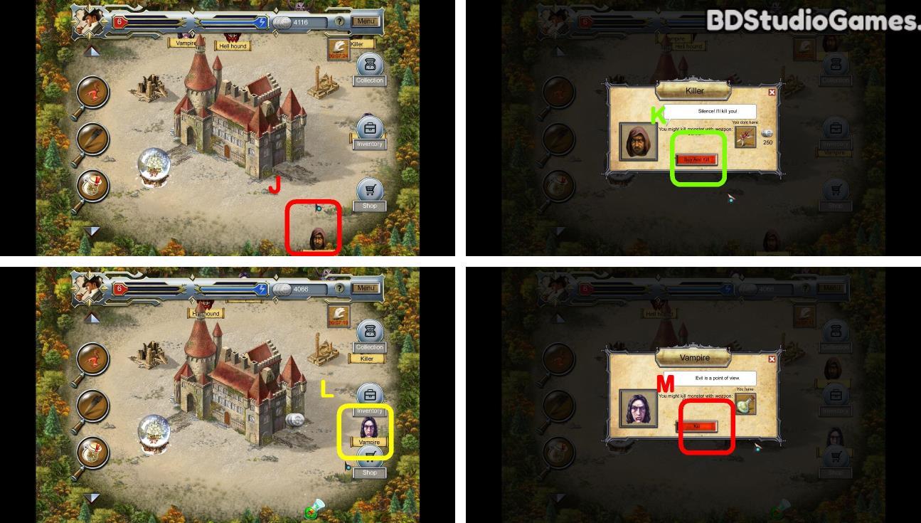 Castle Secrets: Between Day And Night Walkthrough Screenshot 0048