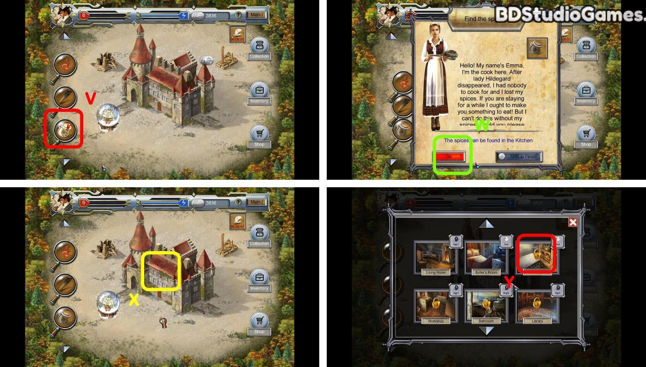 Castle Secrets: Between Day And Night Walkthrough Screenshot 0051
