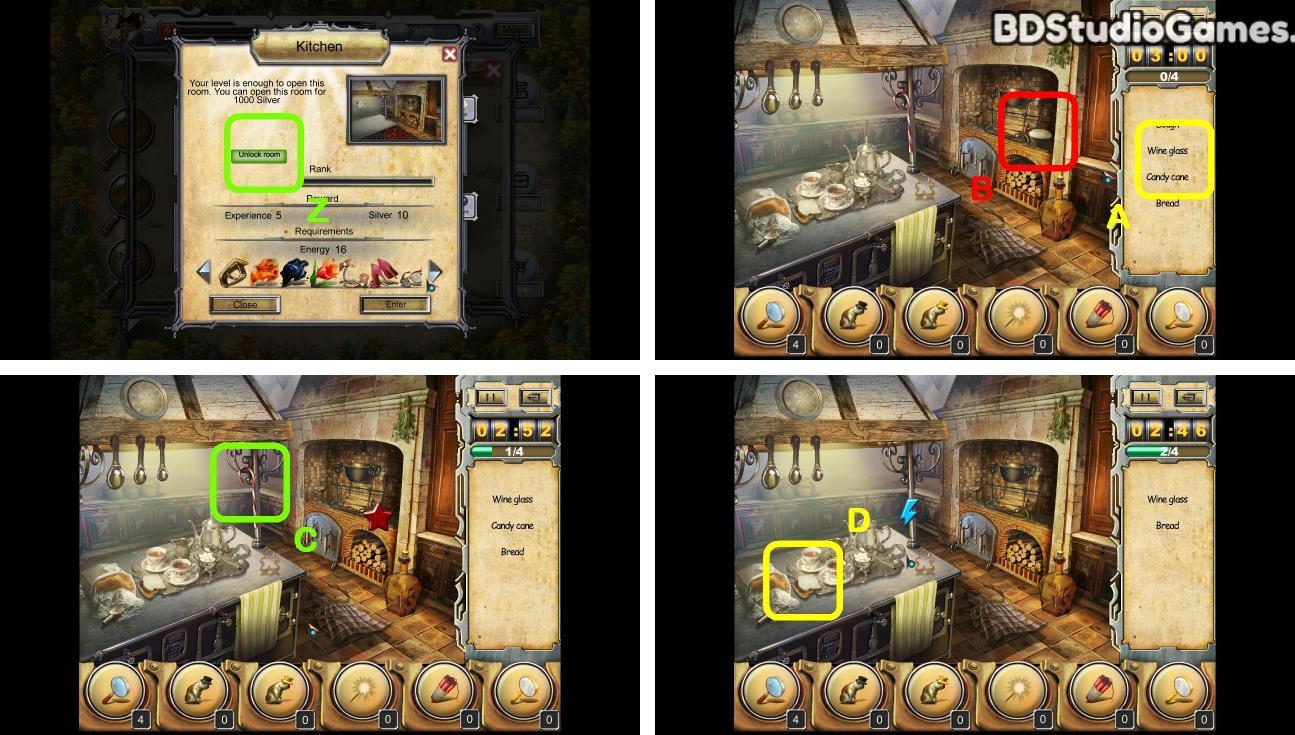 Castle Secrets: Between Day And Night Walkthrough Screenshot 0052