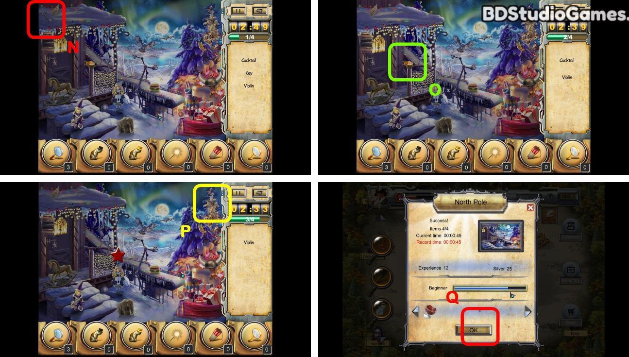 Castle Secrets: Between Day And Night Walkthrough Screenshot 0055