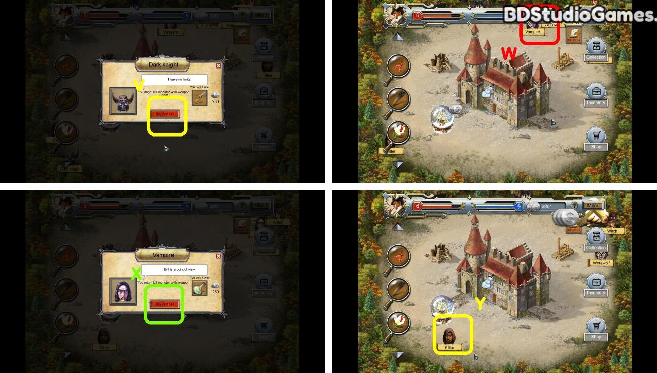 Castle Secrets: Between Day And Night Walkthrough Screenshot 0057
